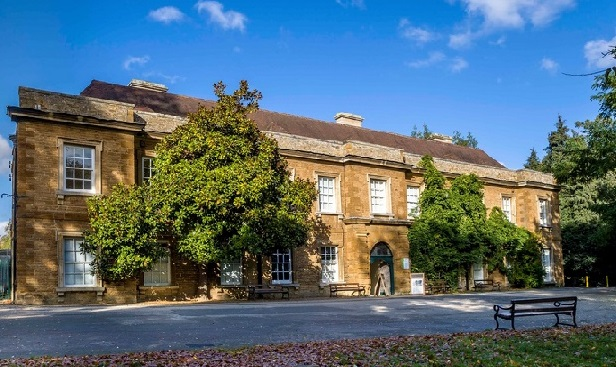 Abington park museum, Northampton